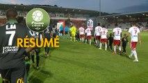 AC Ajaccio - RC Lens (0-2)  - Résumé - (ACA-RCL) / 2018-19