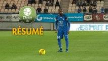 Grenoble Foot 38 - AJ Auxerre (0-0)  - Résumé - (GF38-AJA) / 2018-19