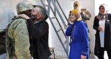 Sınırda Nöbet Tutan Mehmetçiğe, Anneler Günü Sürprizi