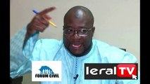 Forum Civil et Projet Paix en Casamance : trois axes à explorer pour une paix durable selon Birahim Seck selon