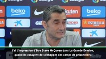 37e j. - Valverde : ''Je me sens comme Steve McQueen dans La Grande Évasion''