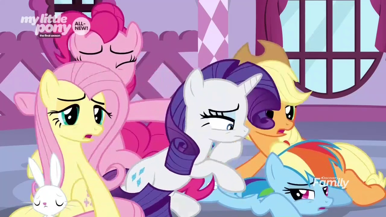 My Little Pony: Friendship is Magic 907 – She's All Yak – (11.05.2019)