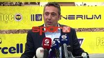Ali Koç'tan TFF seçimi ve yeni yapılanma için açıklama