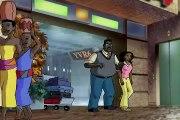 Static Shock S03e03 Static In Africa