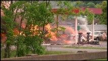 Virginia gas station explosion kills 3, injures 4