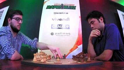 Grand Chess Tour- 2019 Cote dIvoire Rapid & Blitz - Blitz Rounds 1-9