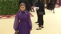 Right Now: Princess Beatrice Met Gala 2018 Red Carpet