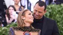 Right Now: Jennifer Lopez and Alex Rodriguez Met Gala 2018 Red Carpet