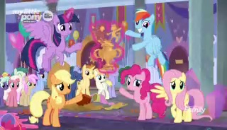 My Little Pony- Friendship is Magic 907-She's All Yak