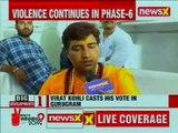 Sadhvi Pragya Interview after casting vote in Bhopal, Lok Sabha Elections 2019 Phase 6 Voting