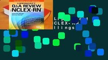 [GIFT IDEAS] Lippincott Q Review for NCLEX-RN by Diane M. Billings