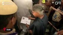 Lok Sabha Elections 2019 - Sheila Dikshit Casts Her Vote