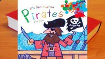 [MOST WISHED]  It's Fun to Draw Pirates by Mark Bergin