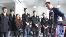 Liseli Öğrenciler 1 Saatlik Şarj ile 150 Kilometre Giden Elektrikli Araba Tasarladı