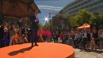 Rivera centra la campaña del 26M en conquistar Madrid, Valencia y Barcelona