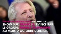 Patrick Sébastien viré de France 2 : l'animateur fait ses adieux à son public
