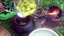 Bio Village Aliments - fruits à Pain petit Déjeuner préparé dans mon Village par ma Maman