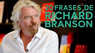 20 Frases de Richard Branson ✈️   El magnate de Virgin