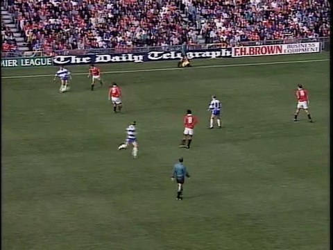 Manchester United  1992-93 Season Review 1of2