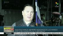 teleSUR Noticias: EEUU: Continúa asedio contra embajada venezolana