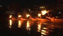 Japon : pêcher à l'aide de cormorans, une tradition millénaire