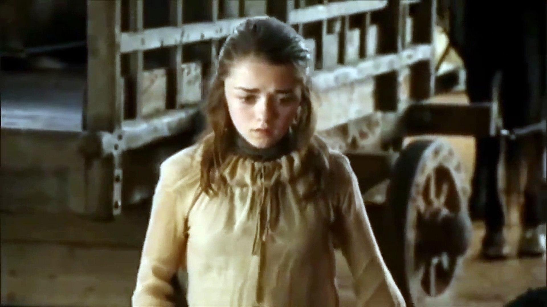 Arya Stark Kill Count Season 1 8 Game Of Thrones