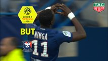 But Casimir NINGA (14ème) / SM Caen - Stade de Reims - (3-2) - (SMC-REIMS) / 2018-19