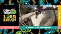 Tristan Rennie to Compete at Park Olympic Qualifier | Dew Tour 2019