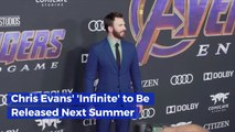Chris Evans Has Moved On To His Non MCU Movie