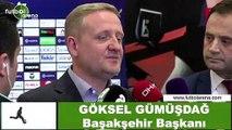 """Göksel Gümüşdağ: """"Son 2 haftada Galatasaray maçlarında olanları gördük.."""""""