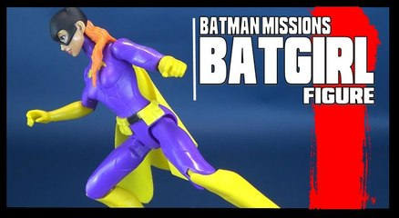 True Moves Batgirl