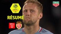 Nîmes Olympique - AS Monaco (1-0)  - Résumé - (NIMES-ASM) / 2018-19