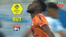 But Maxwel CORNET (86ème) / Olympique de Marseille - Olympique Lyonnais - (0-3) - (OM-OL) / 2018-19