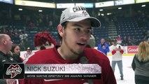 Nick Suzuki Post GM6