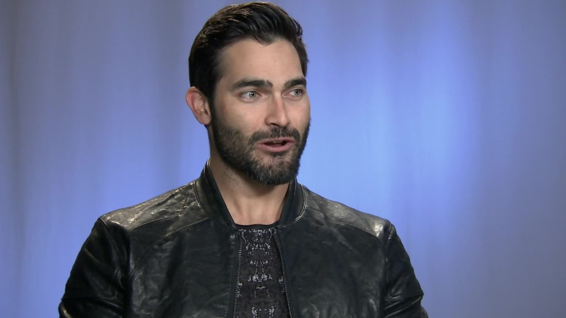 Does 'Supergirl's Tyler Hoechlin Want To Star In A New Musical Episode?