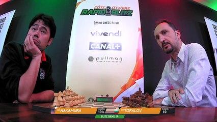 Grand Chess Tour- 2019 Cote dIvoire Rapid & Blitz - Blitz Rounds 10-18