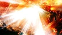 Space ambient music 3D animated space   Calabi Yau U4