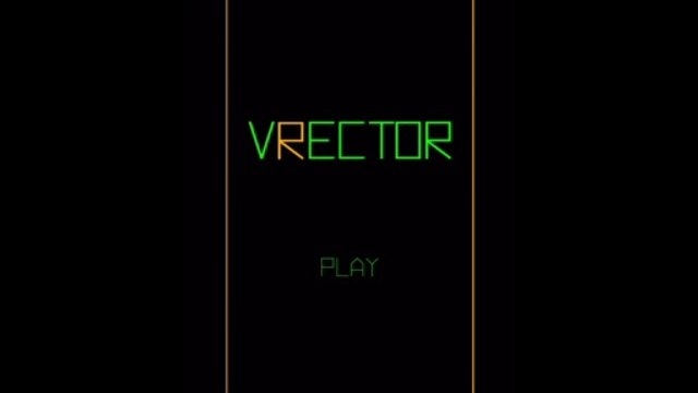 Mobile Gameplay - VRECTOR (Level 1)