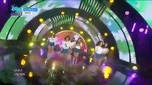 GFRIEND - Navillera @Show Music Core Stage Mix
