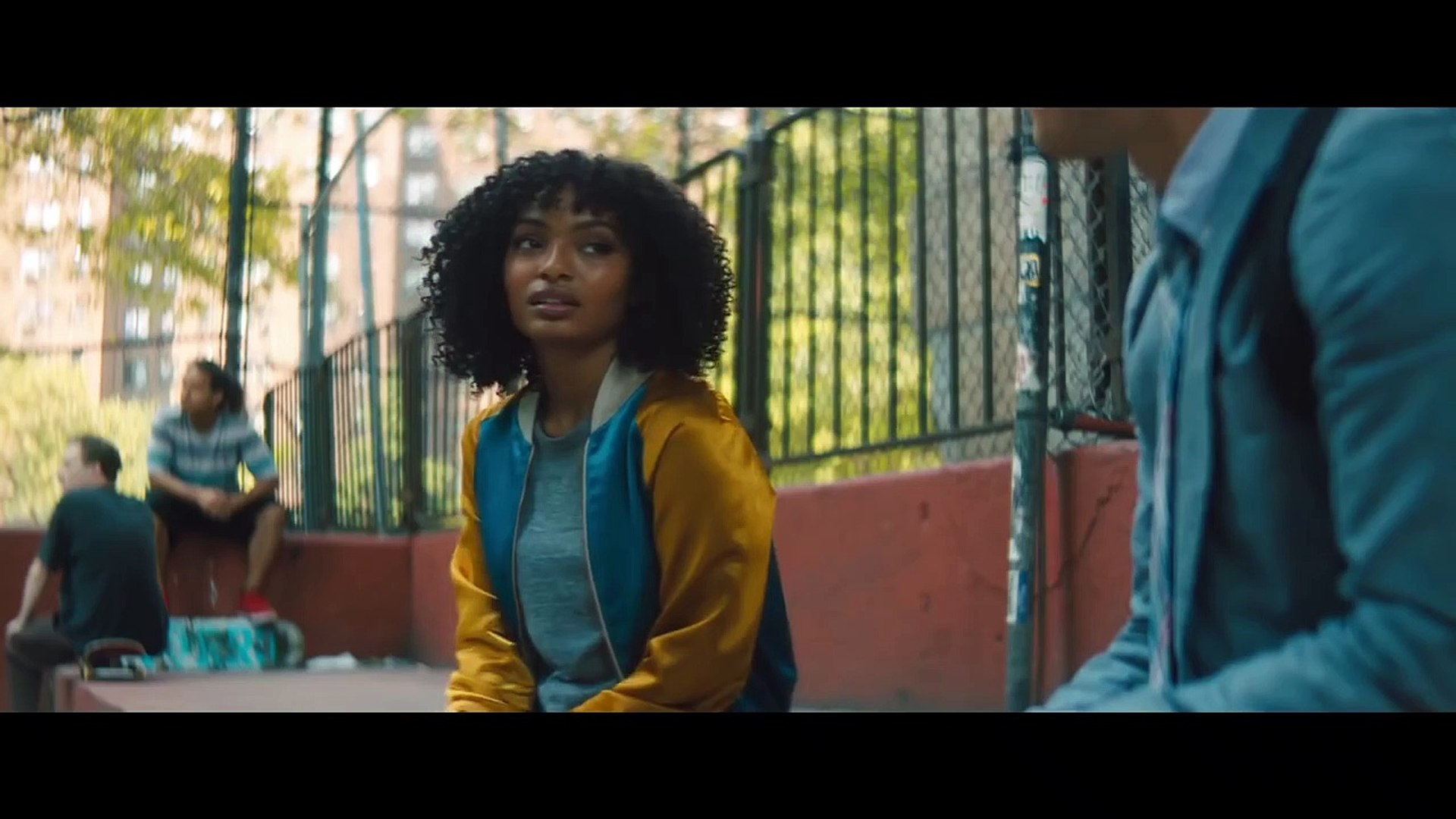 The Sun Is Also a Star Trailer #2 (2019) | SHASHAT Trailers