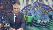 Manchester City win EPL title, Tottenham Hotspur finish 4th