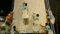 Hong Kong's Cheung Chau bun festival ends on Buddha's Birthday
