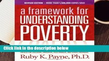 About For Books  Title: A Framework for Understanding Poverty 5th Edition  Review