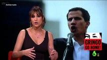 EL INTERMEDIO emitió un clip musical de Álvaro Carmona contra el Presidente Nicolás Maduro durante el golpe armado de Juan Guaidó y Leopoldo López contra Venezuela, el 30A