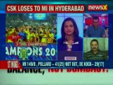 IPL Final MI vs CSK Highlights: Mumbai Indians beat Chennai Super Kings by 1 run to lift IPL Trophy