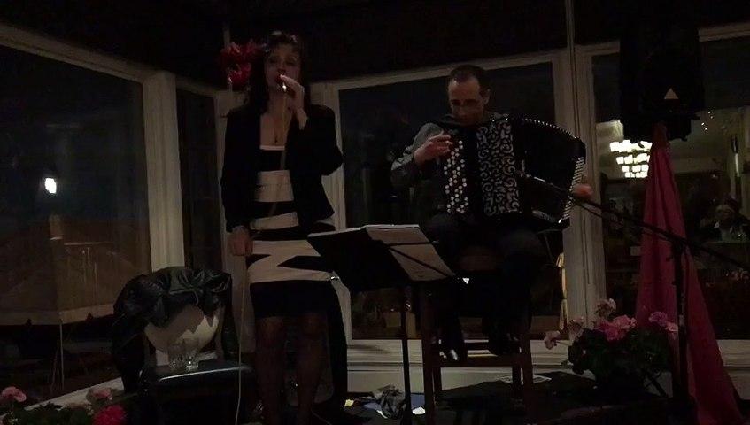 "Duet JAC & CO - ""Padam"" / Piaf"