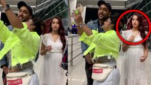 Bharat: Nora Fatehi's fan IGNORE her at Delhi airport; Know the truth | FilmiBeat