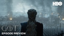 Game of Thrones Season 8 Episode 6 Preview (2019) Emilia Clarke HBO Series