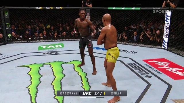 UFC 234 - Israel Adesanya vs Anderson Silva