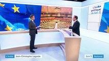 """Elections européennes : """"On prend les Français pour des imbéciles"""", assure Lagarde (UDI)"""